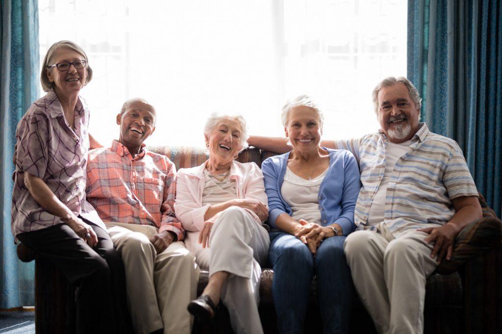 elder people